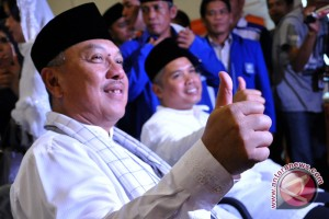 Iskandar-Hafisz yakin jadi pemenang Pilkada Sumsel
