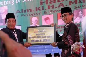 PTBA serahkan ruang kelas baru SMA NU Palembang