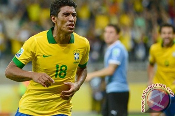 Ramirez Gantikan Paulinho di Tim Brazil