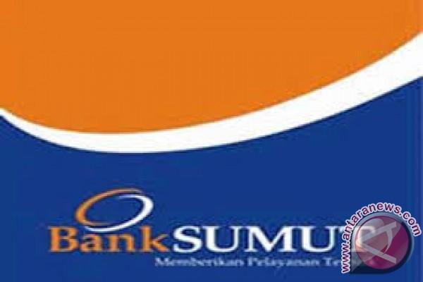 Bank Sumut raih laba Rp392. 517 miliar