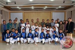21 Karateka Pakpak Bharat Ikut Kejurnas Wadokai