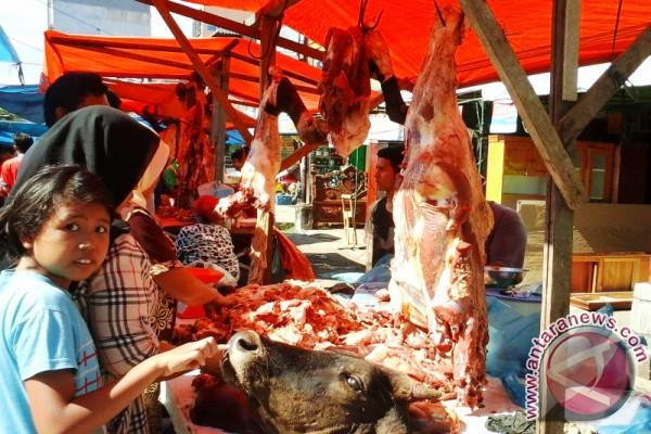 Harga Daging di Pematang Siantar Naik
