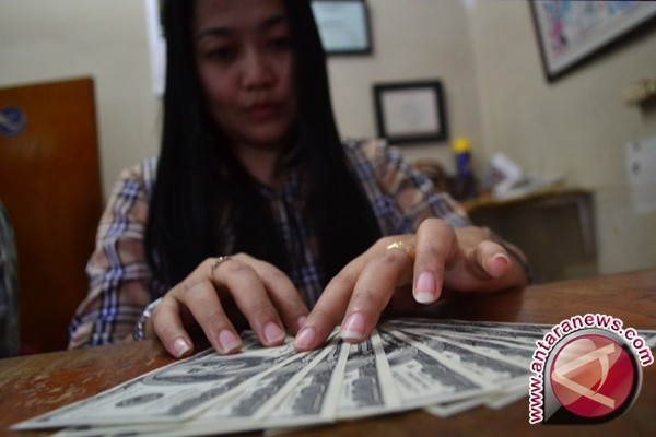 Rupiah Selasa pagi melemah, mata uang kuat dikawasan Asia melemah