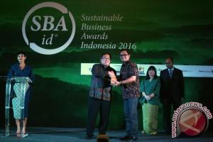 AQUA Grup Raih Empat Penghargaan Inisiatif Keberlanjutan