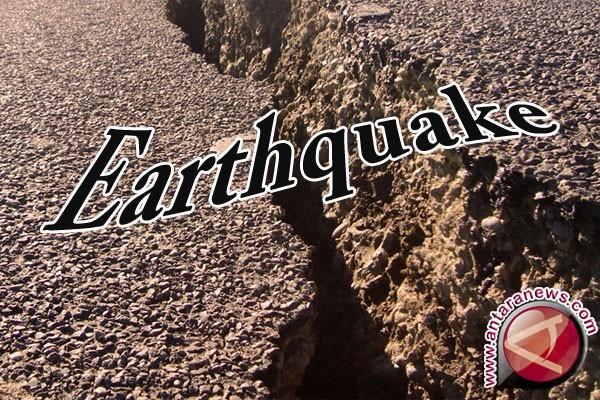 Sumut Dilanda Dua Kali Gempa