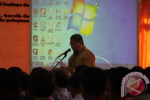Bupati Asahan Membuka Musrebang RKPD