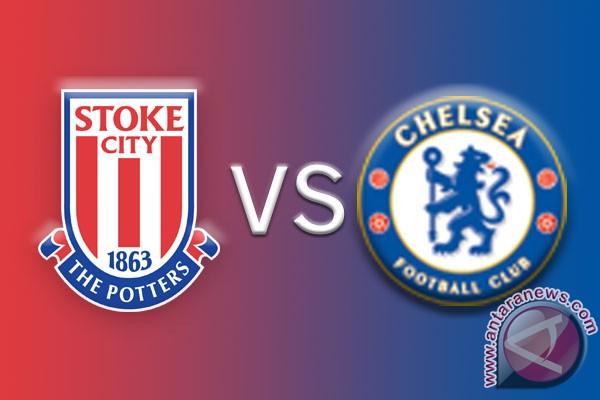 Stoke City siap menjamu Chelsea