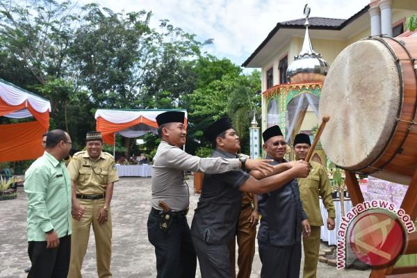 Pj. Walikota  Buka MTQ Kecamatan Rambutan