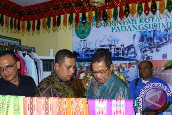 Sekda Sumut Kunjungi Paviliun Padangsidimpuan