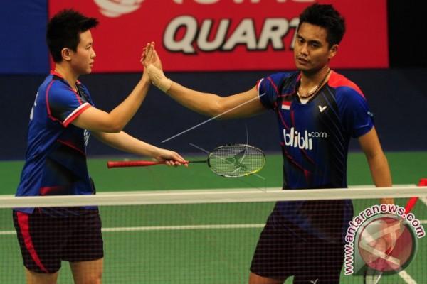 Ganda Campuran Indonesia Masuk Semifinal Malaysia Terbuka