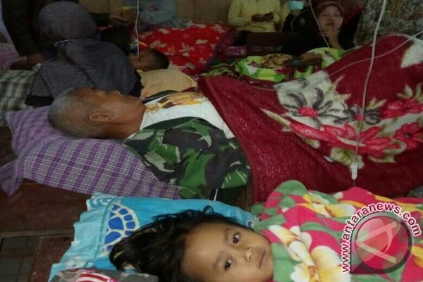 140 warga sait Buttu Simalungun Terserang Diare