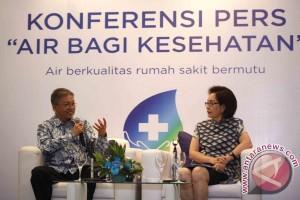 """Danone AQUA - PERSI kolaborasi Tingkatkan Air Berkualitas di rs melalui Program """"Air Bagi Kesehatan"""""""