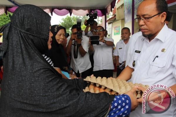 Harga Paket Pasar Murah Pemkab Asahan Rp 124.500