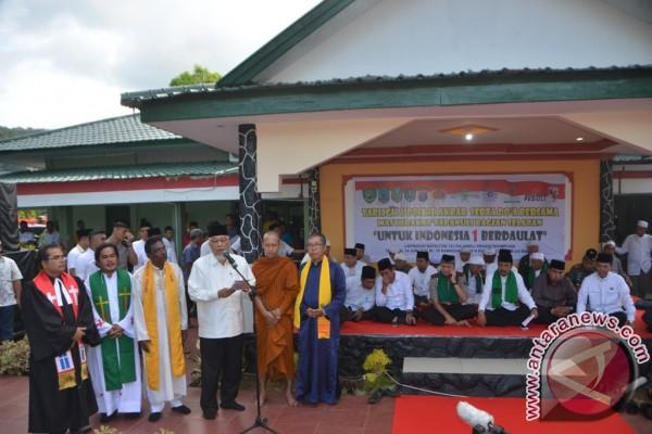 Tokoh Lintas Agama Laksanakan Buka Bersama di Padangsidimpuan