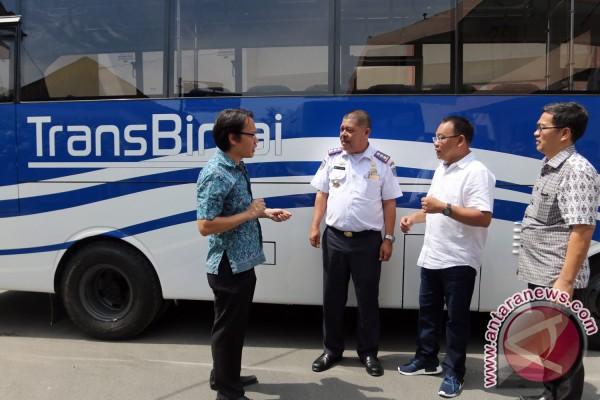 Tata Motors Dipercaya Menjadi Bus TransBinjai