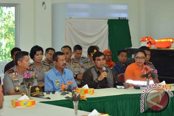 Gubernur dan Kapolda Sumut Berharap Pembangunan Masyarakat Sekitar Tambang