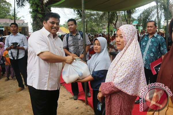 Kementerian Perdagangan Gelar Pasar Murah Ramadhan di Tapteng