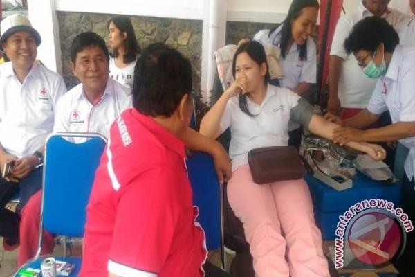 PMI Samosir Gelar Donor Darah