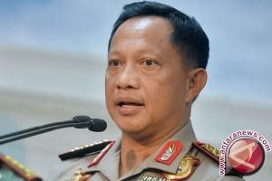 Kapolri Ingatkan Personel Berkompetisi Dalam Prestasi