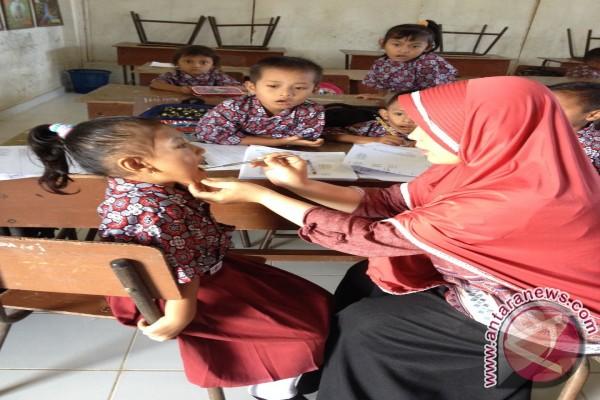 Pengobatan Massal Kepada 156.353 Anak di Asahan