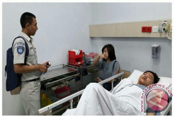 Jasa Raharja Serahkan Santunan Korban Kecelakaan Medan