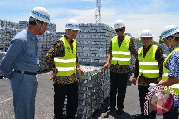 INALUM Berkesempatan Kembangkan Kawasan Industri Kuala Tanjung