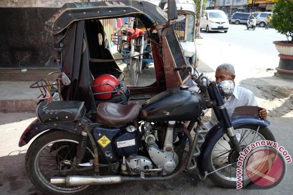 MOTOR SISA PERANG DUNIA KEDUA