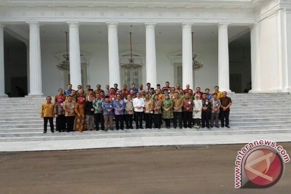 KAHMI Beri Masukan Ke Presiden Joko Widodo