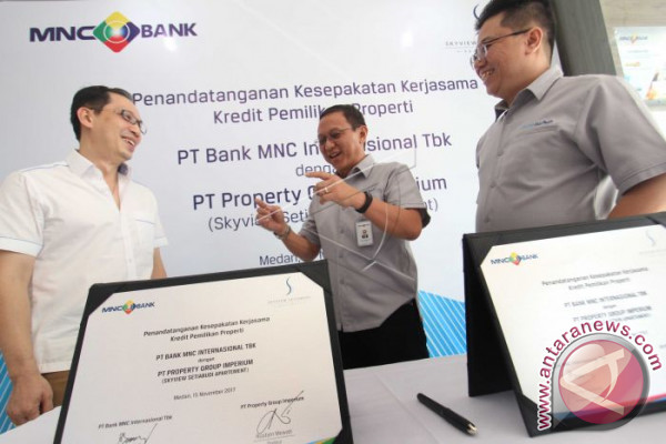 MNC-Property Group Imperium Kerja Sama KPR
