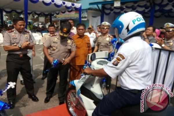 Satlantas Polres Simalungun Luncurkan Gojek BPKB