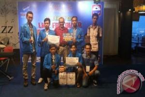 Tim Robotik UMSU Juara Favorit Kontes Robot