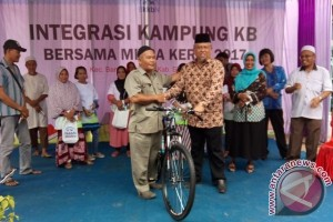 BKKBN-DPR RI Sosialisasikan Kampung KB di Simalungun