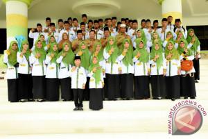 Kafilah Tanjungbalai Bertolak ke Arena MTQN