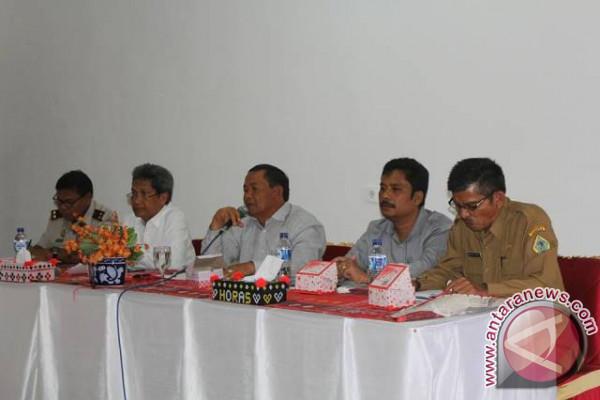 Pemkab Samosir Gelar Rapat Koordinasi Pembangunan