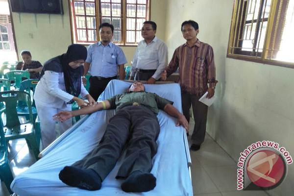 PGID Gelar Aksi Donor Darah