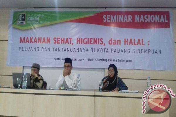 MUI: Makanan di Padangsidimpuan Belum Miliki Sertifikasi Halal