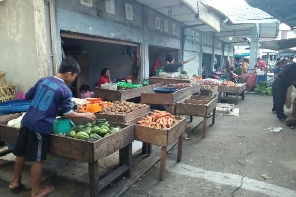 Pasar tradisional Gunungsitoli