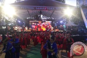 Festival Danau Toba Dibuka