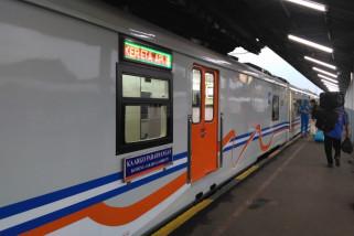 Pesanan tiket kereta api masih normal