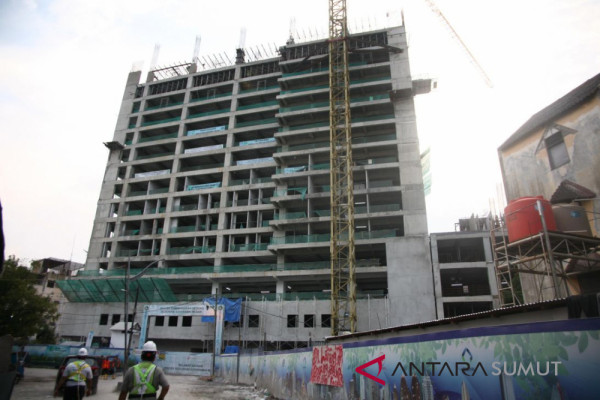 Apartemen sentraland sukaramai jadi percontohan