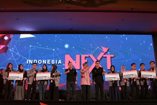 Telkomsel umumkan 10 terbaik IndonesiaNEXT