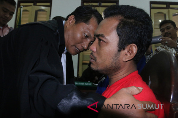 Vonis terdakwa kasus pembunuhan satu keluarga