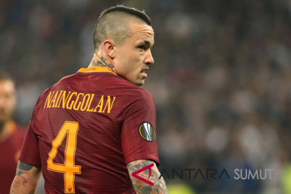 Nainggolan dicoret karena mengunggah video merokok