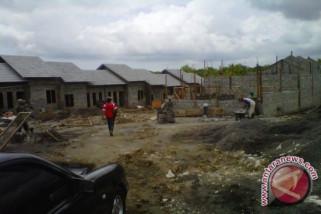 Pembangunan rumah MBR dilaksanan bertahap
