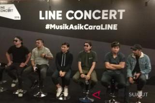 Line concert hadirkan 4 musisi nasional