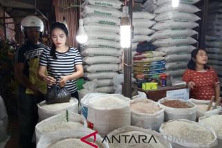 Harga beras merangkak naik