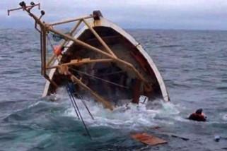 Diduga ada 19 TKI dalam kapal tenggelam