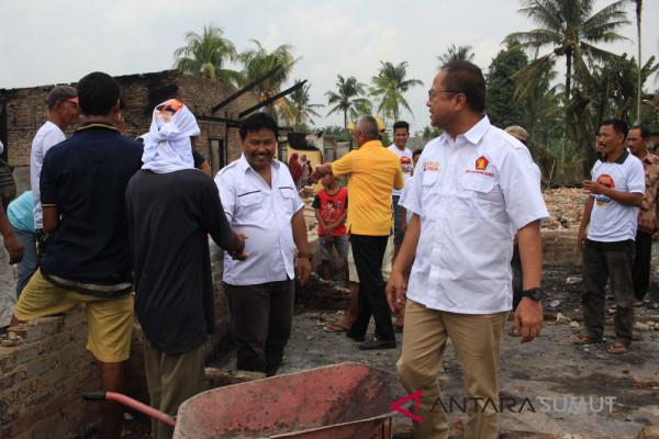 Bantuan Eramas Korban Kebakaran