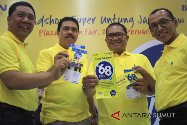 Roadshow Super Untung Jaman Now BTN