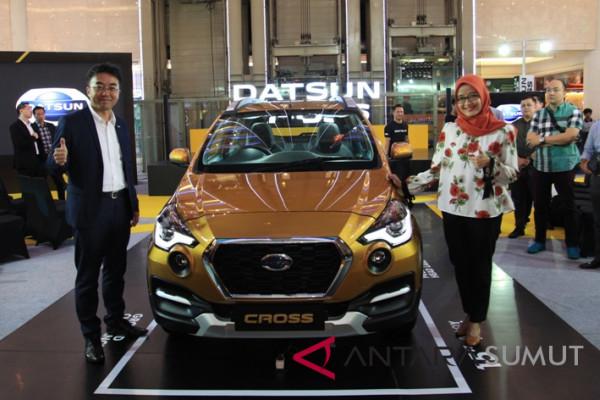New Datsun CROSS Diluncurkan di Medan